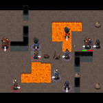 Telepath Tactics - Little Lava Cave