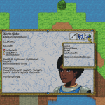Telepath Tactics - Character Screen