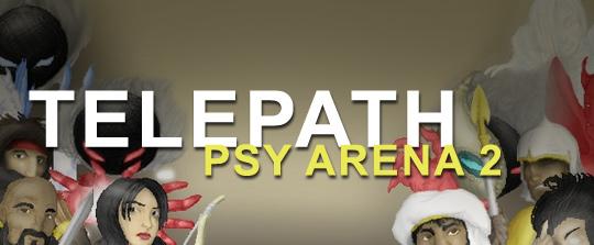 Telepath Psy Arena 2