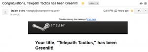 Greenlit!