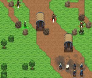 Caravan Battle