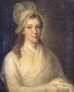 Charlotte Corday, Actual Assassin.