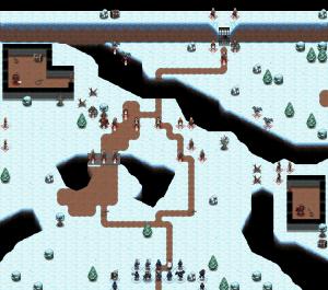 Telepath Tactics - Battle for the Mine Entrance