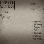 Telepath Tactics - The Vengeance of Emma Strider Map
