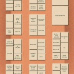 Pax 2016 MEgabooth Map